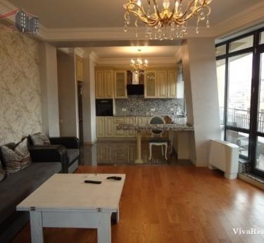 Apartment, 3 rooms, Yerevan, Downtown - 1