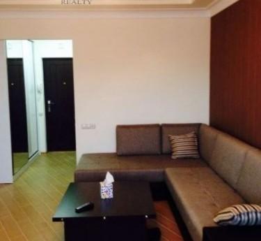 Квартирa, 1 комнат, Ереван, Центр - 1